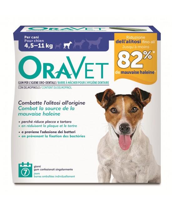Merial Oravet Gomma Per Cani Taglia S 7 Pezzi - Farmacia 33
