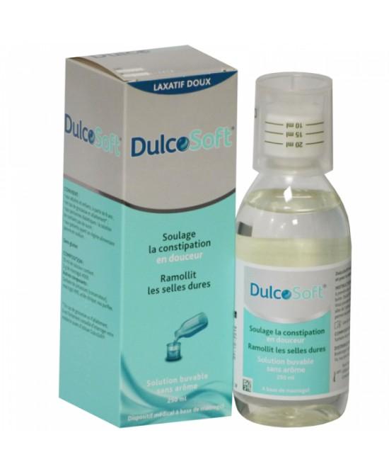 Dulcosoft Soluzione Orale Integratore Alimentare 250ml - Farmacia 33