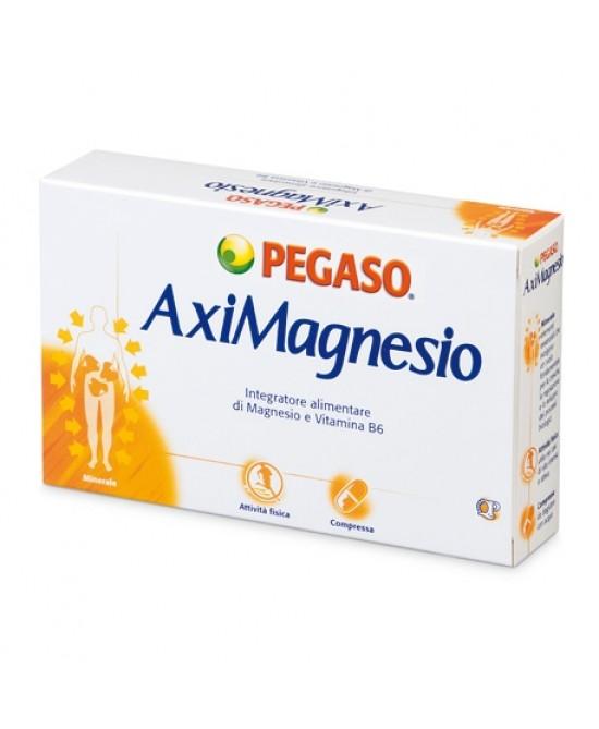 Aximagnesio Integratore Alimentare 40 Compresse - Farmacia 33
