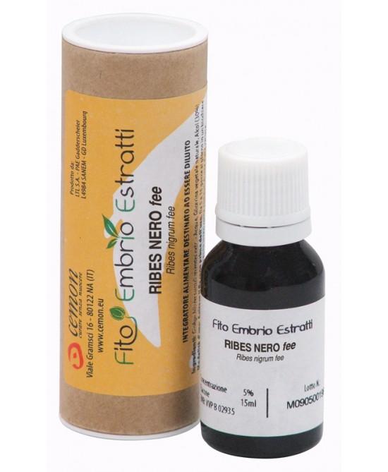 Cemon Ribes Nigrum Gemme Mg Integratore Alimentare 60ml - Zfarmacia