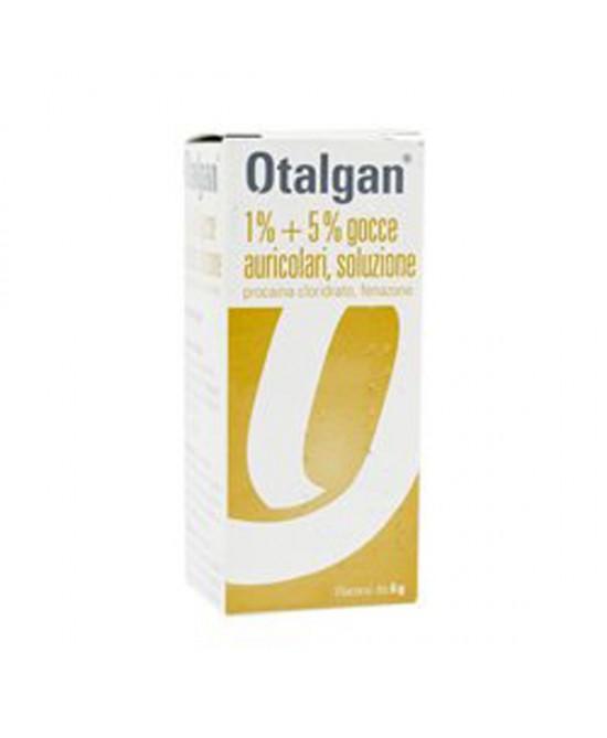 Otalgan 1%+5% Gocce Auricolari Soluzione 6g - Farmawing