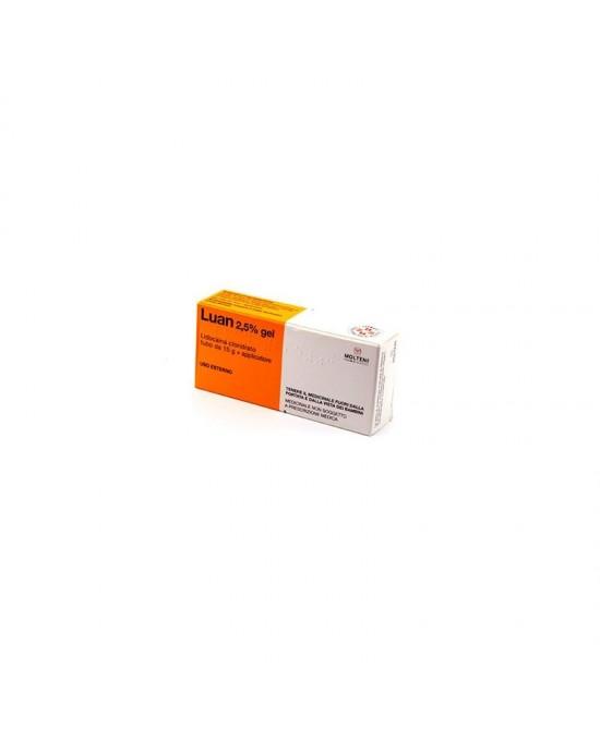 Luan 2,5% Gel 15g + Applicatore - Farmastar.it