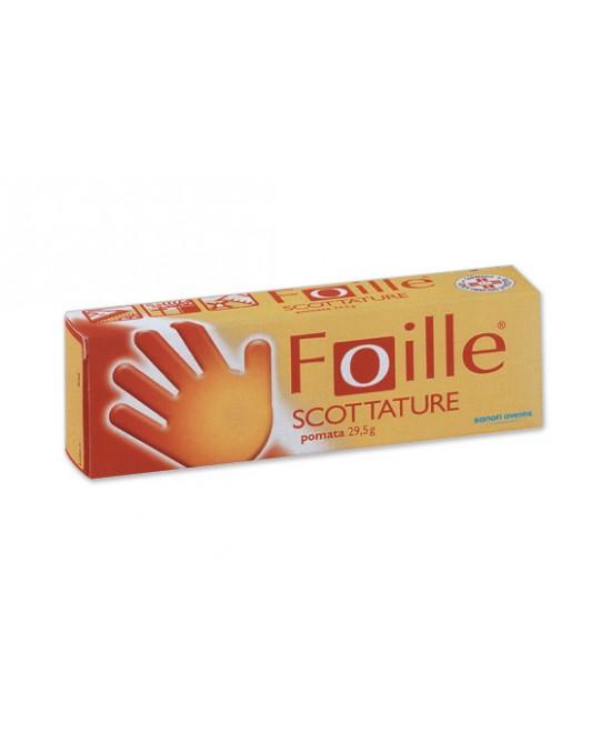 Foille Scottature Crema Dermatologica 29,5g - Farmastar.it