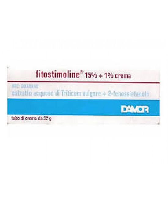 Fitostimoline 15%+1% Crema 32g - FARMAEMPORIO