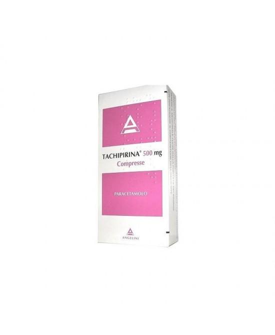 Angelini Tachipirina 500mg Per Febbre E Dolore 20 Compresse - Farmacento