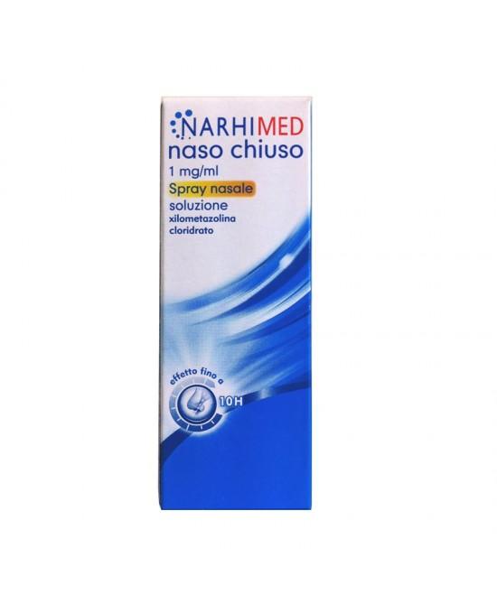 Narhimed Adulti 0,1%  Spray Nasale 10ml - Zfarmacia