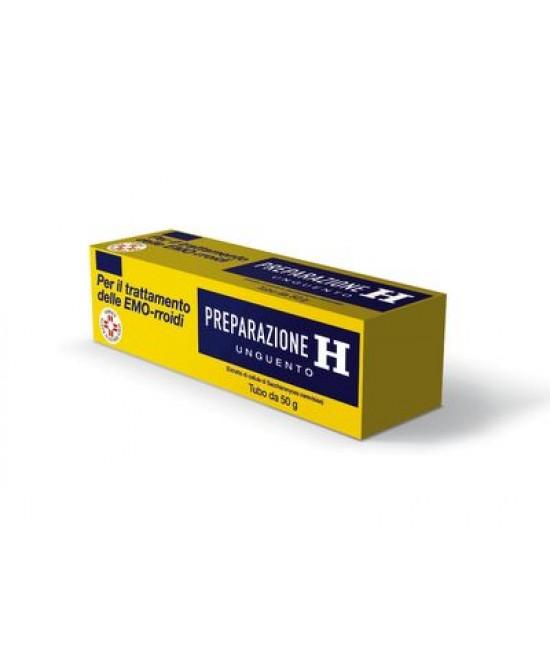 Preparazione H 1,08% Unguento Trattamento Emorroidi  25g - FARMAPRIME