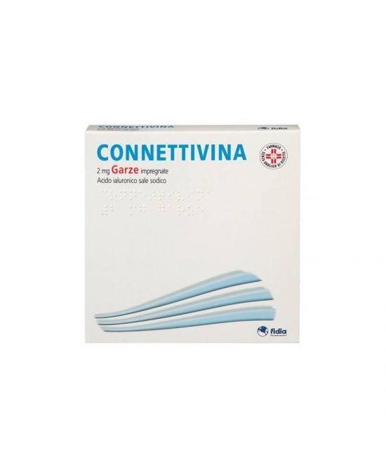 Fidia Connettivina 10 Garze 2mg 10x10 - La tua farmacia online