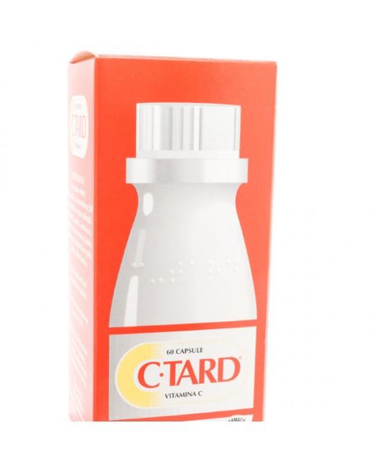 Wyeth Ctard 500mg  Vitamina C 60 Capsule Rilascio Prolungato - FARMAPRIME