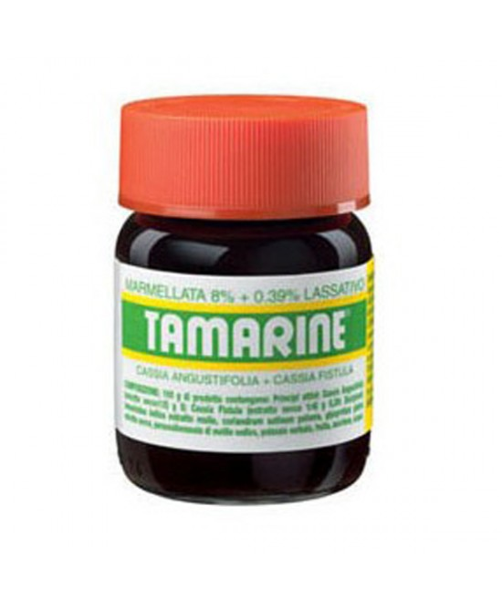 Wyeth Tamarine 8%+0,39% Trattamento Stitichezza Occasionale Gusto Marmellata Confezione 260g - La tua farmacia online