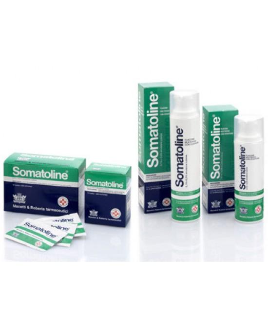 Somatoline 0,1% + 0,3% Emulsione Cutanea 15 Bustine - Farmawing