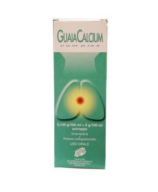 Sit Guaiacalcium Complex Sciroppo 200ml - La tua farmacia online