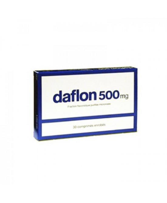 Daflon 500mg 30 Compresse Rivestite - La tua farmacia online