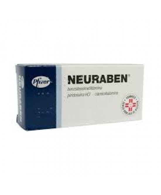 Neuraben 100mg 30 Capsule - Farmacento