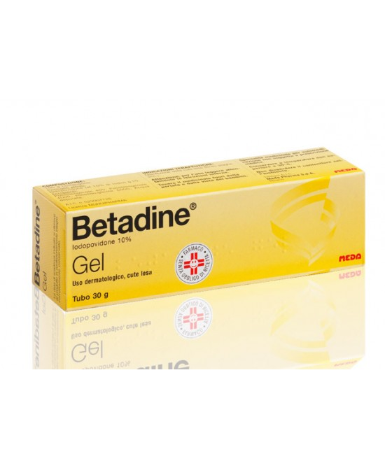 Meda Betadine Gel 30g 10% - Farmawing