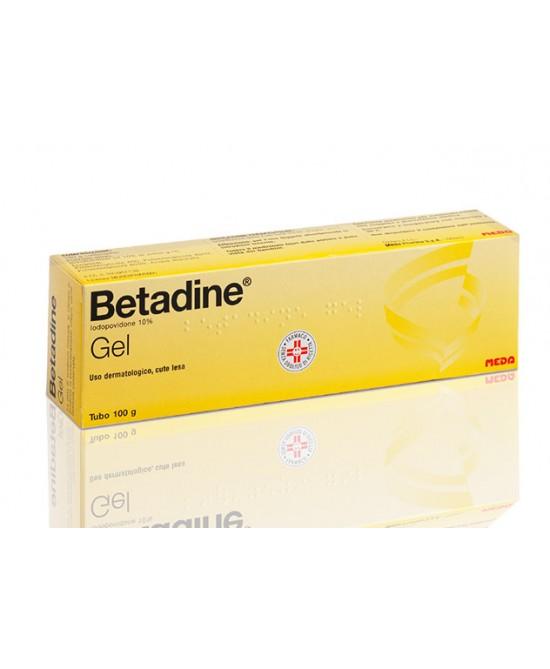 Meda Betadine Gel 100g 10% - Farmawing