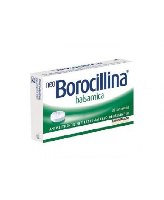 NeoBorocillina Balsamica 20 Pastiglie - Farmawing
