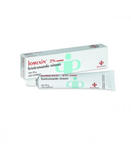 Lomexin 2% Crema Dermatologica 30g - FARMAEMPORIO