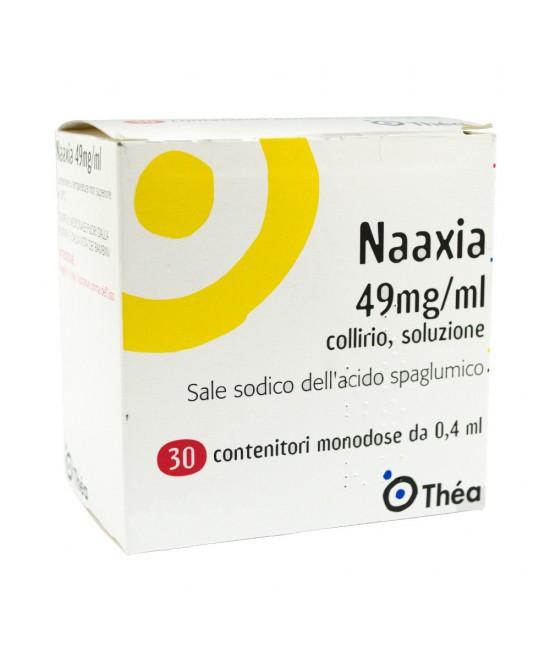 Naaxia 4,9%  30 Monodose 0,4ml - FARMAEMPORIO