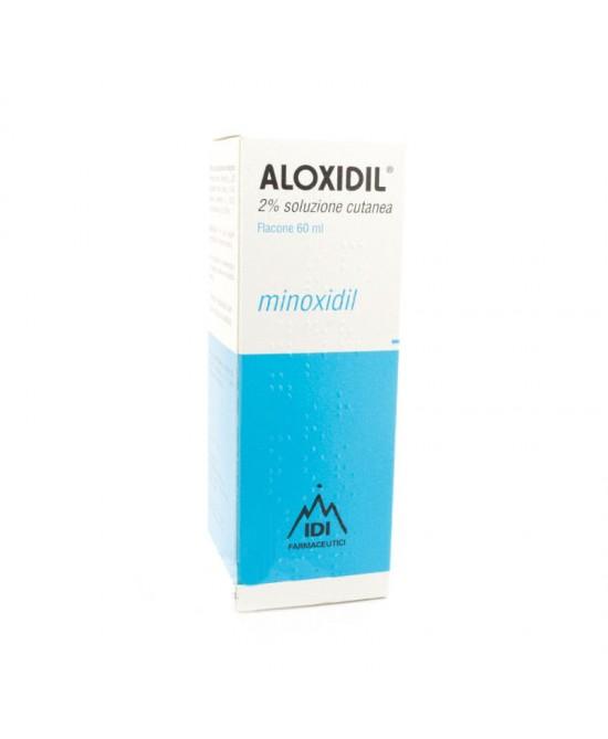 Aloxidil 2% Soluzione Cutanea 60ml - FARMAEMPORIO