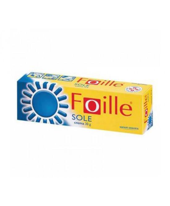 Foille Sole Crema Dermatologica 30g - La tua farmacia online