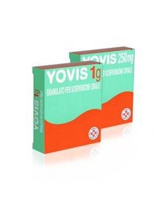 Sigmatau Yovis 1g Granulato Per Sospensione Orale 10 Bustine - Farmacia 33