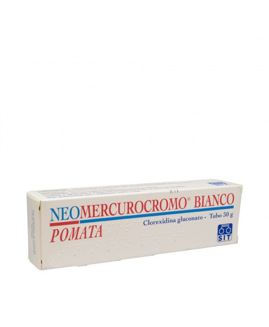 Neomercurocromo Bianco Pomata  30g - Farmawing