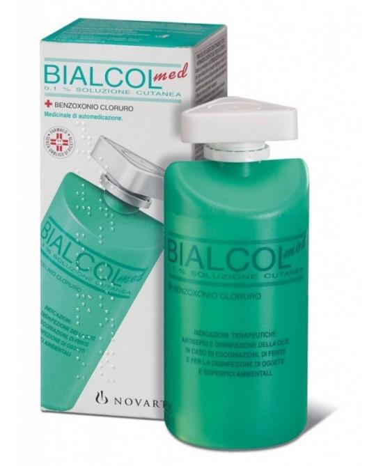 Novartis Bialcol Med Soluzione Cutanea 300ml 0,1% - Farmacento
