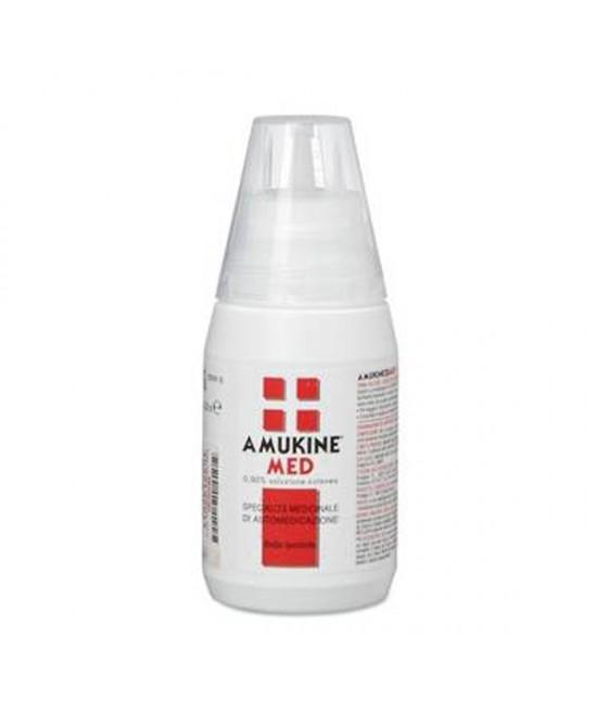AMUKINE MED*SOL CUT 250ML0,05% - Farmastar.it