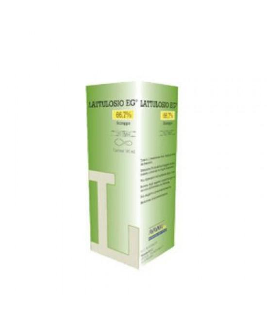 Lattulosio EG 66,7%  Sciroppo 180ml - Farmacia 33