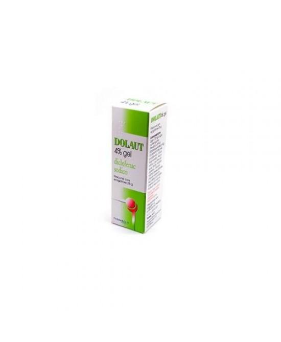 Dolaut Gel Spray 4% Flacone 25g - FARMAEMPORIO