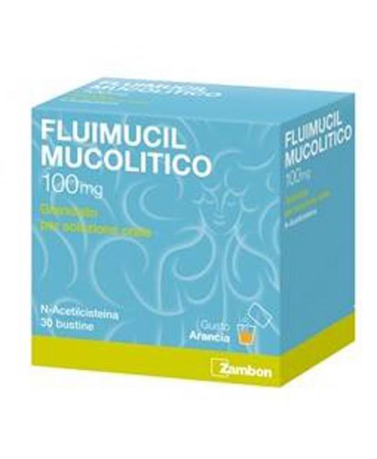 FLUIMUCIL MUC*OS 30BUST 100MG - Farmawing