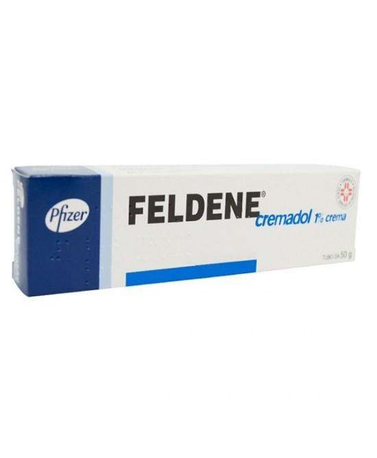 Pfizer Feldene Cremadol 1% Crema Stati Dolorosi Di Natura Reumatica E Traumatica Tubo 50g - FARMAEMPORIO