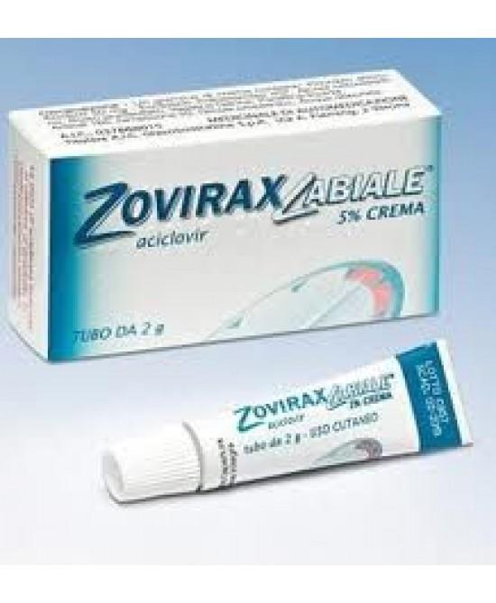 Zoviraxlabiale 5% Crema 2g - Farmacia 33