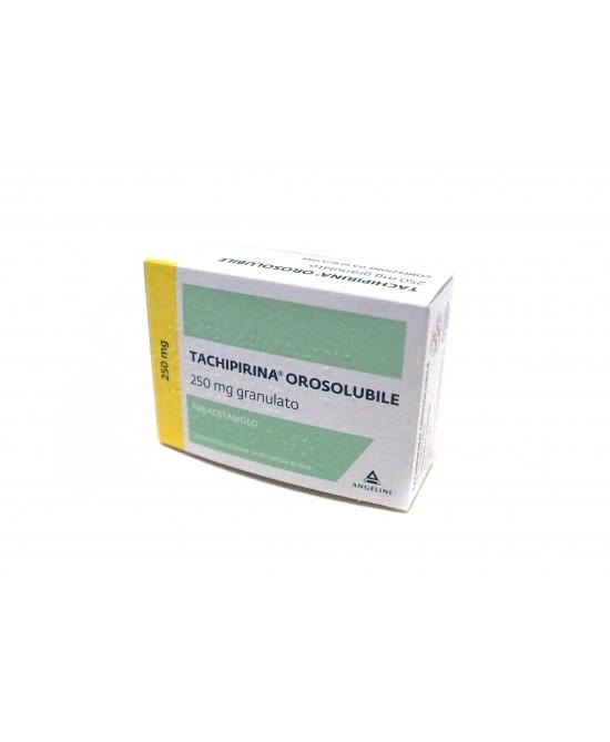 Tachipirina Orosolubile 250mg Granulato 10 Bustine - FARMAEMPORIO