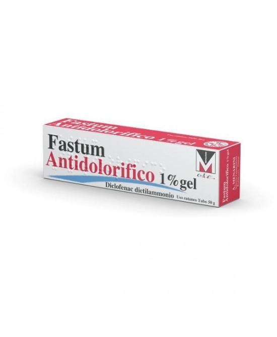 Menarini Fastum Antidolorifico 1% Gel 50g - La tua farmacia online