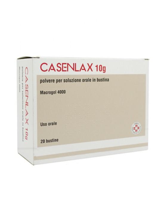 Casenlax Sospensione Orale Polvere 20 Bustine 10g - FARMAEMPORIO