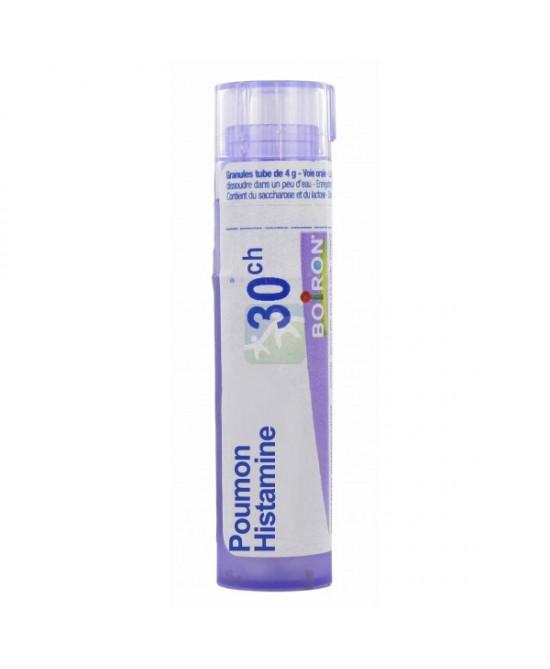 Laboratoires Boiron Poumon Histamine 30Ch Granuli - La tua farmacia online