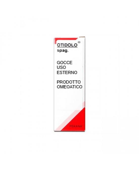 Named Pekana Otidolo Prodotto Omeopatico-Spagirico Gocce 10ml - Farmacento