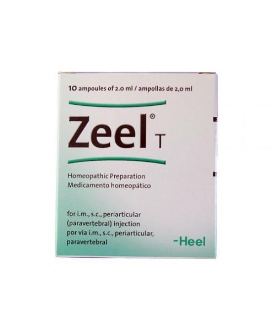Heel Zeel T 10 Fiale Da 2,2ml - Farmawing