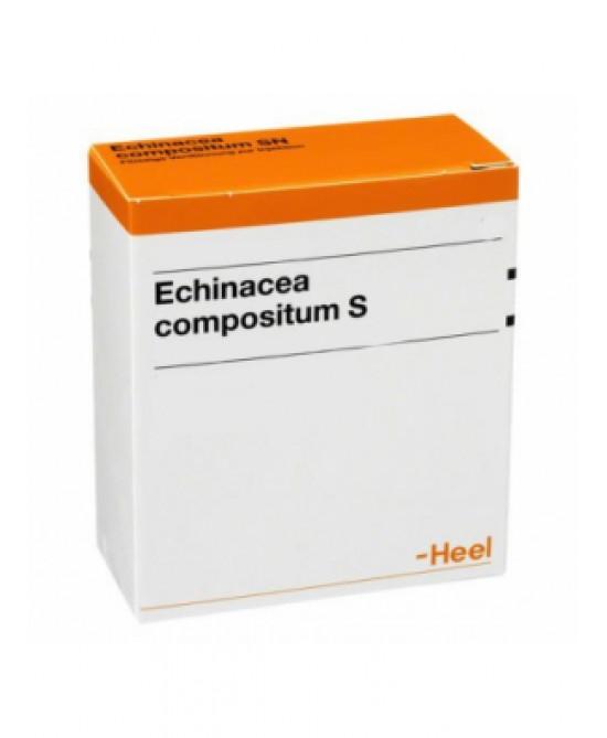 Heel Echinacea Compositum S Forte 10 Fiale - Farmaciaempatica.it