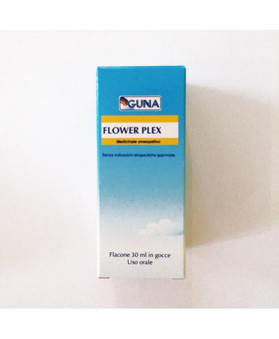 Guna Flowerplex 37 Gocce 30ml - Zfarmacia