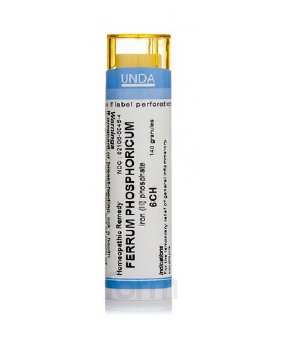 Cemon Unda Ferrum Phosphoricum 6Ch Granuli 6g - FARMAEMPORIO