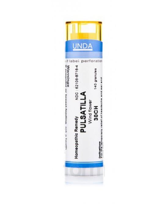 Cemon Unda Pulsatilla Pratensis 30Ch 140 Granuli - Farmacia 33