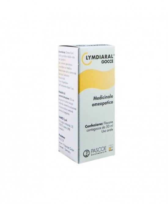 Named Lymdiaral Pascoe Prodotto Omeopatico Complesso Gocce 50ml - farma-store.it