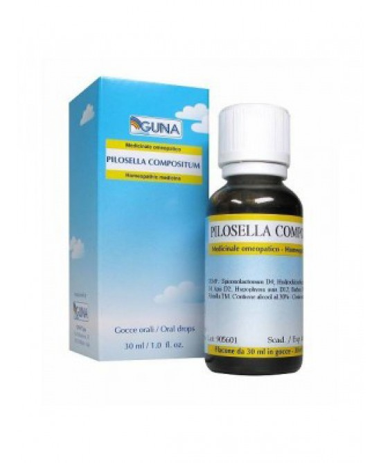 Guna Pilosella Compositum Gocce 30ml - Farmastar.it
