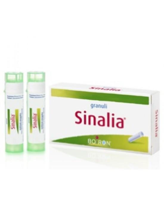 Boiron Sinalia 2 Tubi Granulati 160g - Farmacia 33