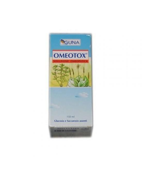 Guna Omeotox Soluzione Orale 150ml - Farmacento