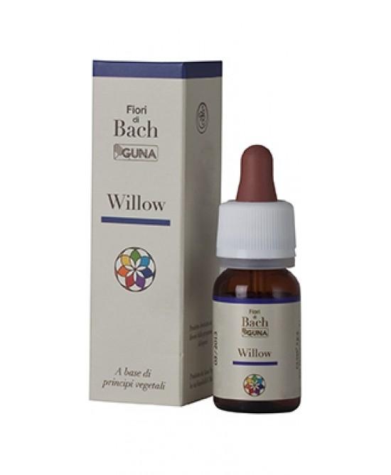 Guna Fiori Di Bach Willow Gocce 10ml - Farmastar.it