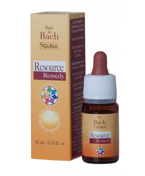Guna Fiori Di Bach Resource Remedy Gocce 10ml - Farmastar.it